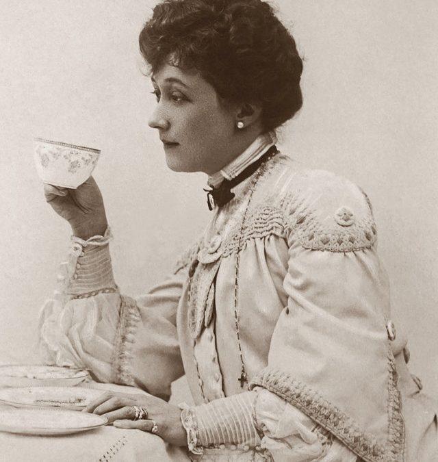 Традиции чаепития в России